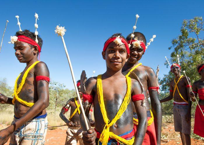 Nyangumarta boys, May 2012