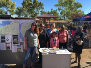 Celebrating NAIDOC 2015 in Tom Price