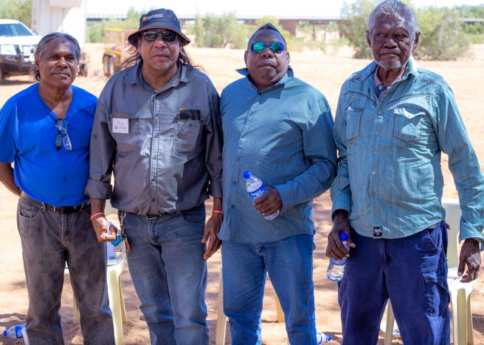 On-Country bush meeting 2016