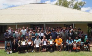 Budina Celebrate Native Title Win