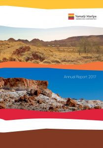 YMAC Annual Report 2017 cover