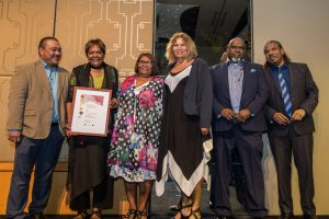 Indigenous Governance Awards in Melbourne.