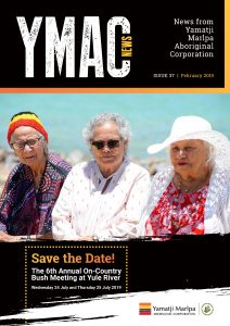 YMAC News Issue 37 Mail Chimp Cover